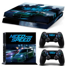 PS4 Skin Sticker Decal Cover 5 Choices NEED FOR SPEED PAYBACK