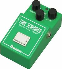 Ibanez Tubescreamer Pro TS808 Overdrive Guitar Pedal Effect NEW FREE EMS