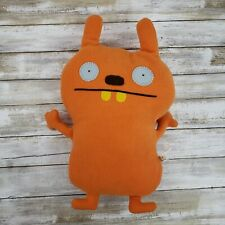 "UglyDolsl CozyMonster 15"" Orange Plush 2009 Pretty Ugly"