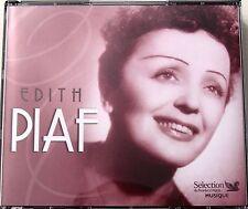 EDITH PIAF . COMPILATION  READER'S DIGEST . 5 CD