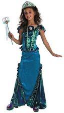 Deluxe Ariel Little Mermaid Girls Costume - Medium ( Size 7-8 ) 5277
