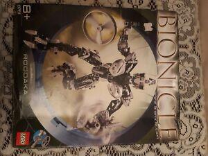 Lego Bionicle 8761 Roodaka - New, Sealed, retired.