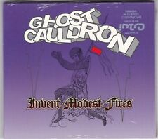 Ghost Cauldron-INVENT Modest fires-DJ Kaos-CD ALBUM NUOVO! OVP! NUOVO!