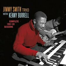 Complete 1957-1959 Sessions - 2 DISC SET - Jimmy / Burrell,Kenny (2016, CD NEUF)