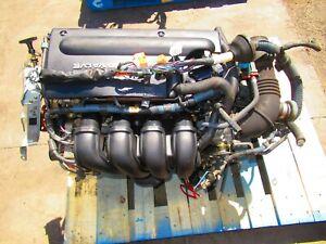 2000-2005 TOYOTA COROLLA 1.8L VVTI ENGINE 5 SPEED TRANSMISSION JDM 1ZZ-FE ENGINE