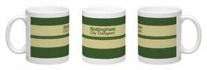 NOTTINGHAM CITY TRANSPORT BUS MUG - WRAP AROUND DESIGN COMPANY NEW