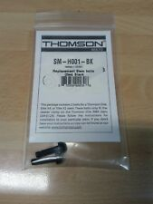 thomson replacement stem bolts black. SM-H001-BK