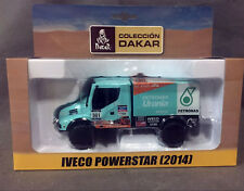 Rare! Dakar, Iveco, Powerstar, #501, 2014, Team Rooy Trailer, 1/43, NEW