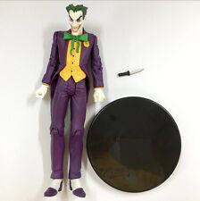 "Rare DC Direct/Universe 2007 Batman & Son THE JOKER MISP NEAR FLAWLESS 6"" Figure"