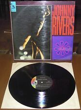 LP JOHNNY RIVERS s/t (Liberty 69 ITALY) 1st ps blues rock'n'roll NM!