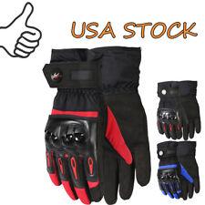 Winter Fleece Gloves Touch Screen Outdoor Driving Windproof Sports Mittens