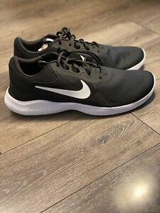 NIKE Flex Experience RN 9 Running Shoe Sneaker CD0226 001 BLACK 4E Wide Size 13W