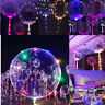 "20"" LED Light UP Balloons Party Balloon Graduation Birthday Wedding Event Decor"