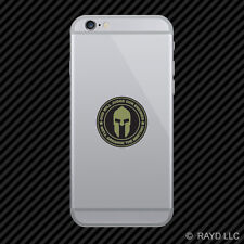 OD Green God Will Judge Our Enemies We'll Arrange The Meeting Phone Sticker v2c