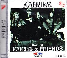 FAMILY best of family & friends CD + DVD NEU OVP/Sealed
