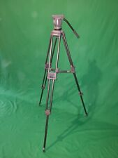 Libec T72 Professional Tripod, H38 Fluid Video Head With Quick Release And Case