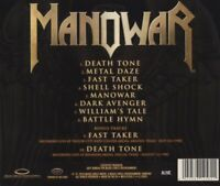 MANOWAR - BATTLE HYMNS 2011 (+BONUS TRA   CD NEU