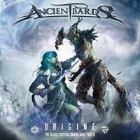 ANCIENT BARDS - ORIGINE (THE BLACK CRYSTAL SWORD SAGA PART 2) [CD]