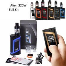 220W Full Kit Vape E-Pen Tank Box Cigarette Vapor Starter Kit 2600mAh Smoke Pen