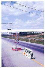 1970s NHRA Drag Racing-75-80 Dragway-Christmas Tree Starting System-Monrovia,Md.