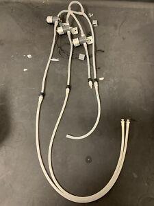 BioTek ELx50 Washer Complete Buffer Tubing & Solenoid Set 3 Buffer Switching