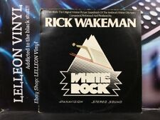 Rick Wakeman White Rock OST LP Album Vinyl Record AMLH64614 A1/B1 Film 70's