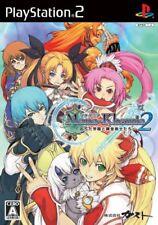 PS2 Mana Khemia2 Ochita Gakuen to Renkinjutsushi Tachi PlayStation 2 Japan F/S