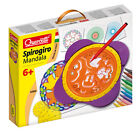 Quercetti Spirogiro Mandala - Create Swirling Geometrical Designs - NEW