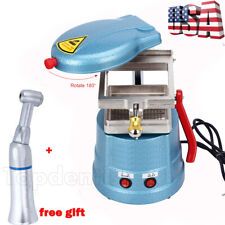 Dental Vacuum Forming Molding Machine Former Heat Thermoforming Amp Contra Angle