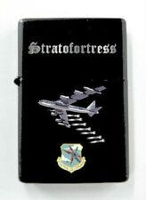 Boeing B 52 Stratofortress Bomber Pilot Crew Airman SAC Battle Dog Tag Lighter X