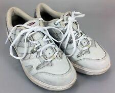 MBT Sport Walking Shoe Women 7.5 Men 5.5 White 37 2/3 EU White