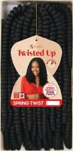 OUTRE X-PRESSION TWISTED UP SPRING TWIST 8 INCHES