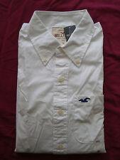 NWT Hollister Classic Plaid Los Trancos Shirt Mens Muscle Fit M&L By Abercrombie