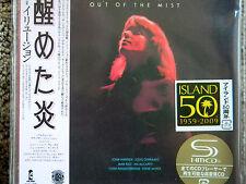 ILLUSION-Out Of The Mist-2009 SHM CD MINI LP