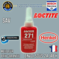 LOCTITE 271 Frein Filet Fort 24mL Gamme PRO Réf. 229311