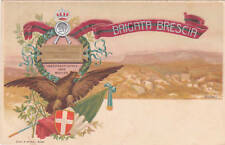 * MILITARE WWI - 20° Regg.Fanteria Brigata Brescia