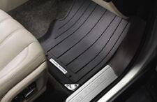Range Rover Vogue 2013 Onwards Rubber Footwell Mats (RHD) - VPLGS0149