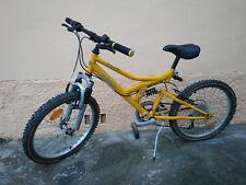 VELO VTT WHEEL WORKS Vélo tout terrain jaune enfant Occasion 66 PERPIGNAN