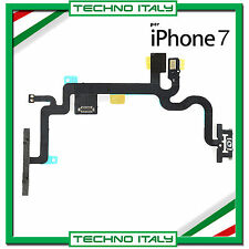 IPHONE 7 7G FLAT FLEX TASTI POWER VOLUME SILENZIOSO MUTE FLASH MICROFONO