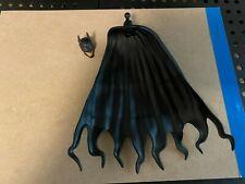 Mattel DC Multiverse BAF Piece #2 Ninja Batman Head Cape from Starfire