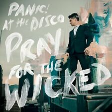 PANIC AT THE DISCO CD - PRAY FOR THE WICKED (2018) - NEW UNOPENED - ROCK