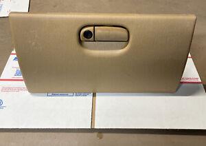 Jeep Wrangler TJ Dash Glove Box Saddle Tan 97-98 glovebox
