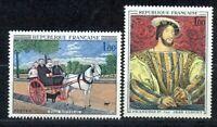 TIMBRES DE  FRANCE ANNEE 1967 Y.V. N°1517 /1518  NEUFS SANS CHARNIERE