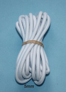 5mm Restringing Elastic Cord for LARGE Dolls - Professional Quality
