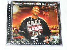 Cali Untouchable Radio 16 Dj Strong Warrior New CD Unsealed