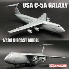 USA C-5A Galaxy 1/400 DIECAST Aircraft plane Model VERY RARE