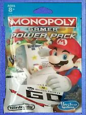 2017 Nintendo Monopoly Power Pack Toad Game Piece New Factory Sealed