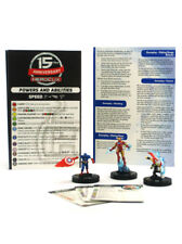 Marvel Heroclix Sidekick Night Limited OP Kit Set Iron Man Thor Captain America
