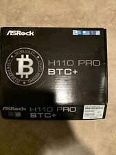 ASRock H110 Pro BTC+ 13xGPU Slot Motherboard