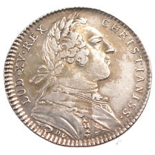 [#70516] France, Royal, Token, 1723, Ef(40-45), Silver, Feuardent #2210, 8.14